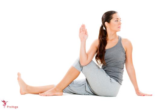 asana / yoga-oefening